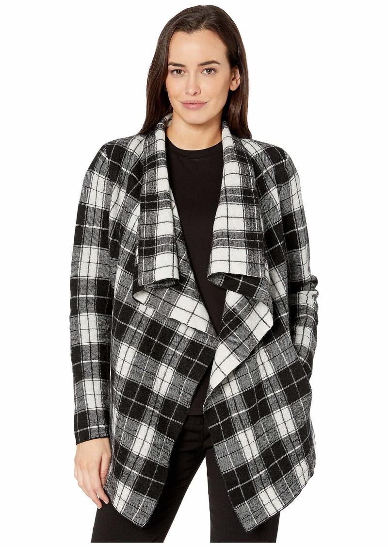 Ralph Lauren Open-Front Wool Sweater