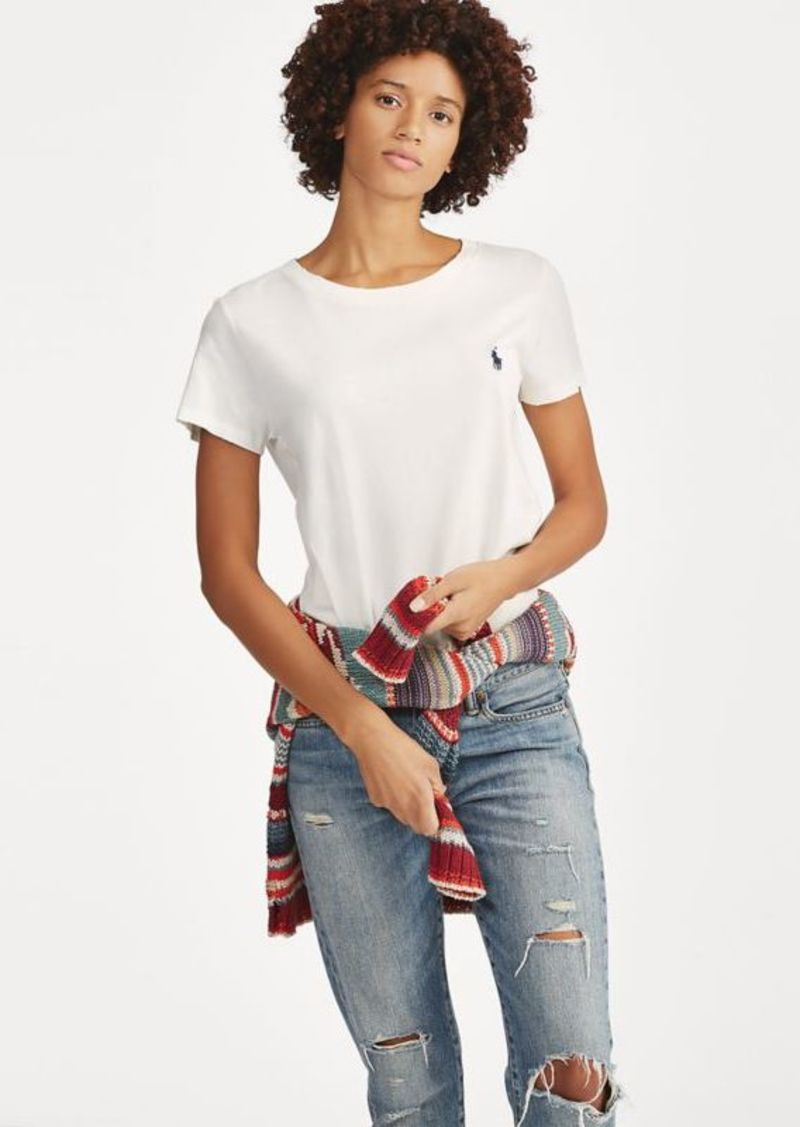 Ralph Lauren Oversize Cotton T-Shirt