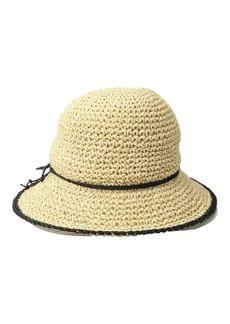 Ralph Lauren Packable Crochet Tipped Hat