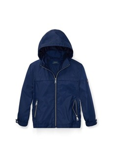 Ralph Lauren Packable Hooded Anorak