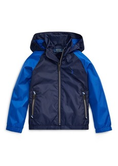 Ralph Lauren Packable Hooded Jacket