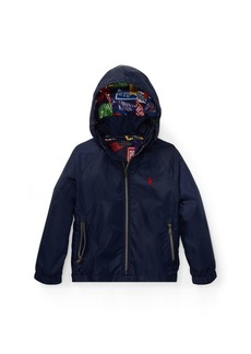 Ralph Lauren Packable Hooded Windbreaker