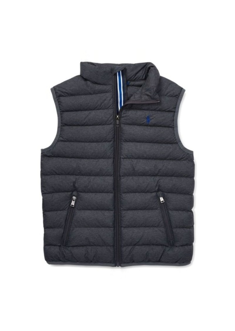 Ralph Lauren Packable Quilted Down Vest