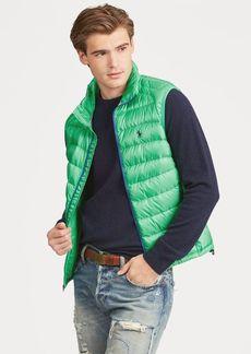 Ralph Lauren Packable Ripstop Down Vest