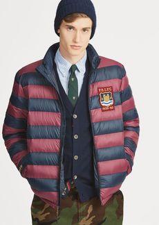 Ralph Lauren Packable Rugby Down Jacket