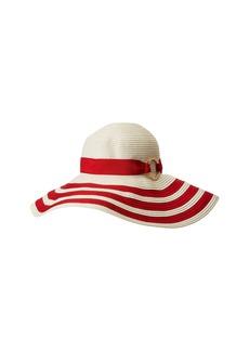Ralph Lauren Packable Signature Grosgrain Sun Hat