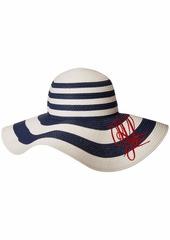 Ralph Lauren Packable Striped Sun Hat