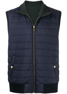 Ralph Lauren padded waistcoat jacket