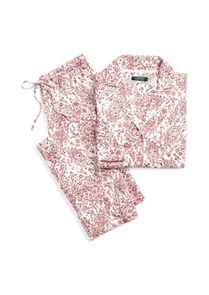 Ralph Lauren Paisley Cotton Sleep Set