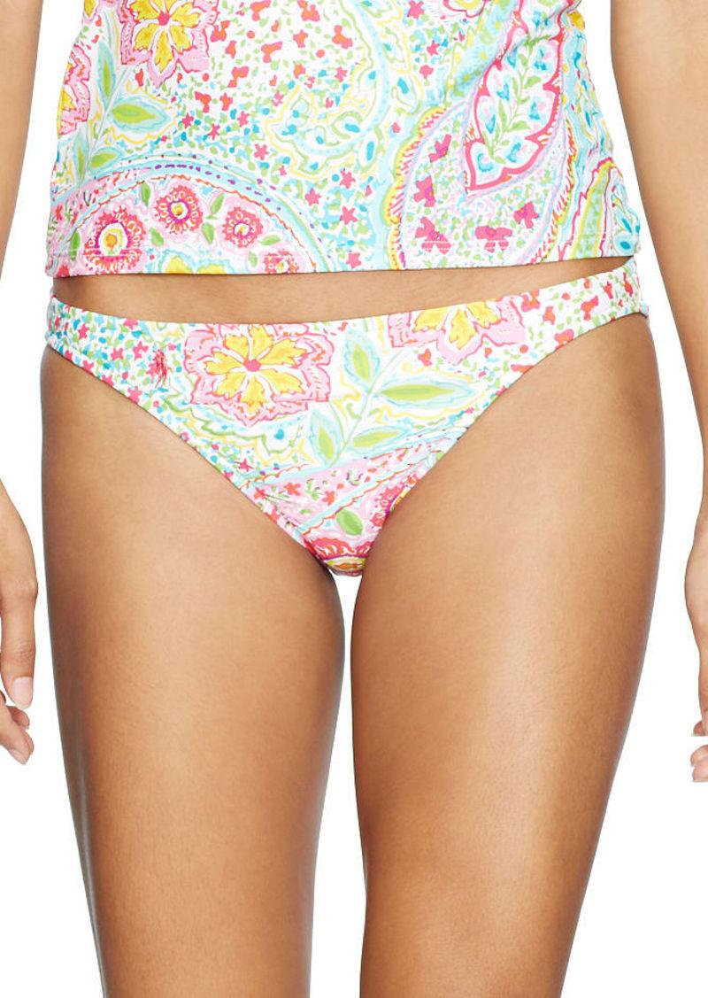 Ralph Lauren Paisley Hipster Bikini Bottom