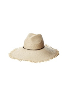Ralph Lauren Panama Hat with Tassel Trim