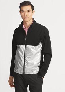 Ralph Lauren Paneled Interlock Golf Jacket