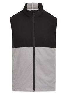 Ralph Lauren Paneled Interlock Golf Vest