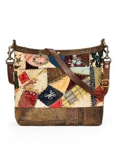 Ralph Lauren Patchwork Bag