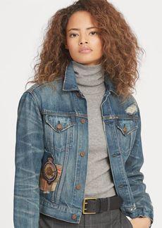 Ralph Lauren Patchwork Denim Jacket