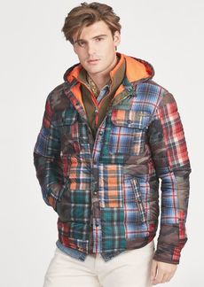 Ralph Lauren Patchwork Down Jacket