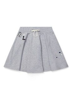 Ralph Lauren Patchwork French Terry Skirt