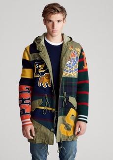 Ralph Lauren Patchwork Marsh Coat