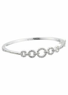 Ralph Lauren Pave Bangle Bracelet
