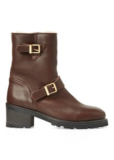 Ralph Lauren Payge Shearling-Lined Boot