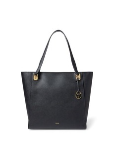 Ralph Lauren Pebbled Elizabeth Tote