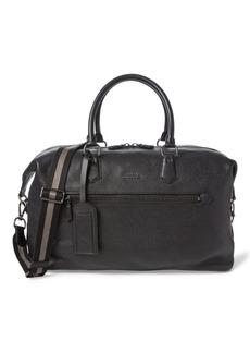 Ralph Lauren Pebbled Leather Duffel