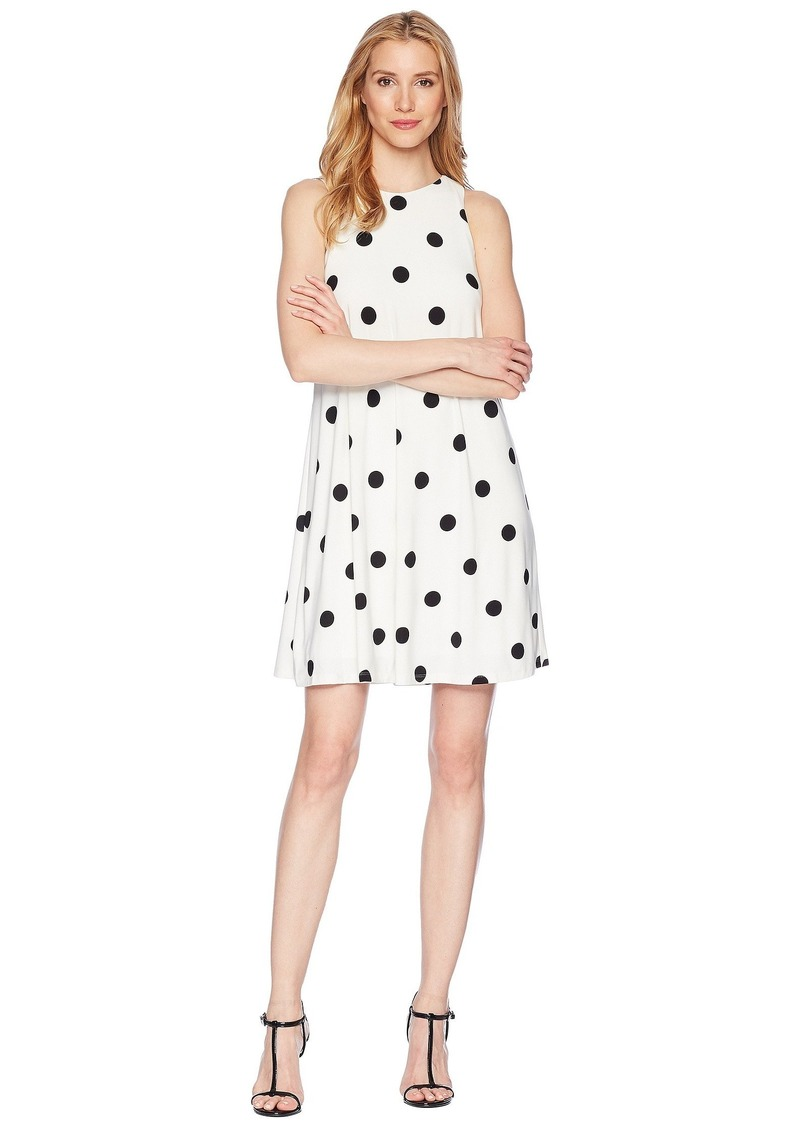 Ralph Lauren Peninsula Dot Suzan Dress