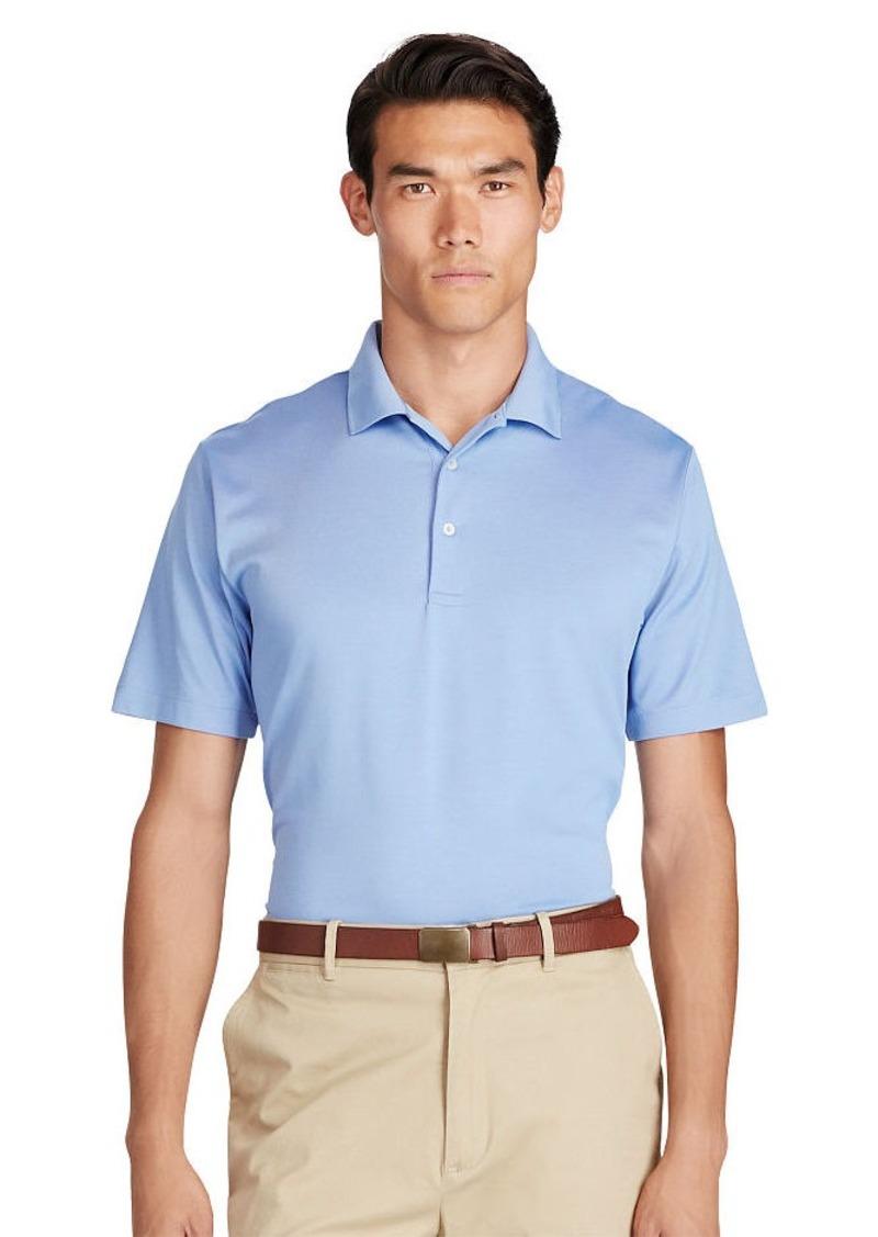Ralph lauren performance jersey polo shirt now for Ralph lauren polo jersey shirt