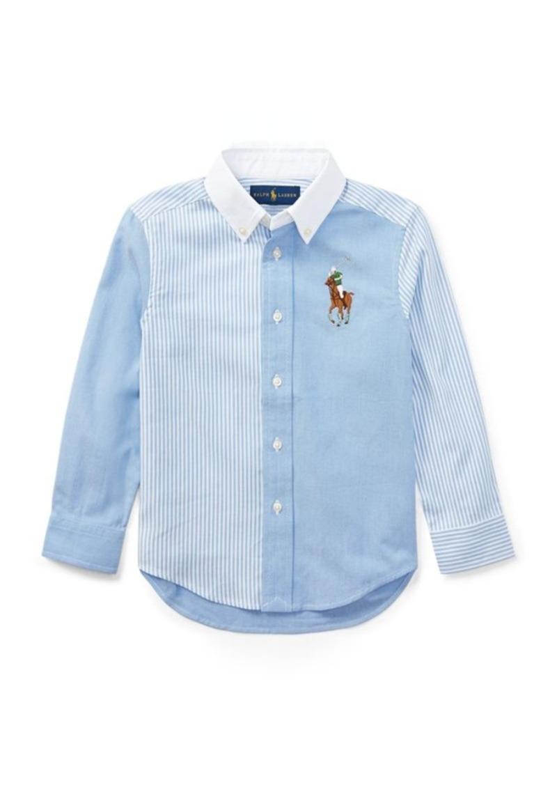 8e1db393a3 Performance Oxford Shirt