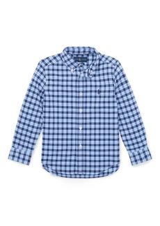Ralph Lauren Performance Poplin Shirt
