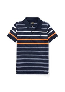 Ralph Lauren Performance Stretch Lisle Polo