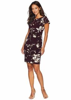 Ralph Lauren Petite Chelsea Floral Rigley Dress