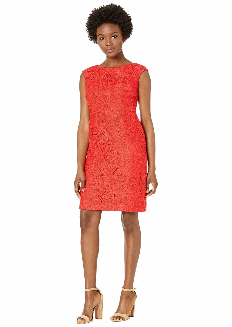 Ralph Lauren Petite Cithya Dress