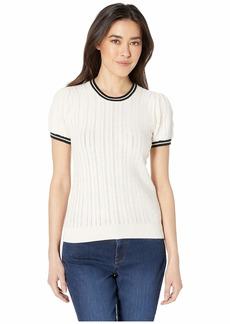 Ralph Lauren Petite Cotton Blend Sweater