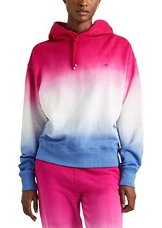 Ralph Lauren Petite Dip-Dyed French Terry Hoodie