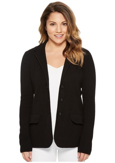 Ralph Lauren Petite Knit Sweater Blazer