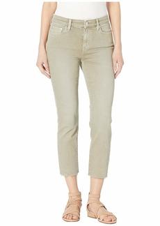 Ralph Lauren Petite Premier Straight Ankle Jeans