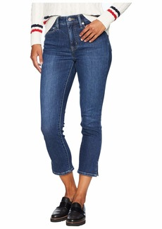 Ralph Lauren Petite Regal Ankle Straight Jeans