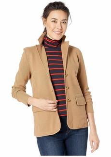 Ralph Lauren Petite Sweater Knit Blazer