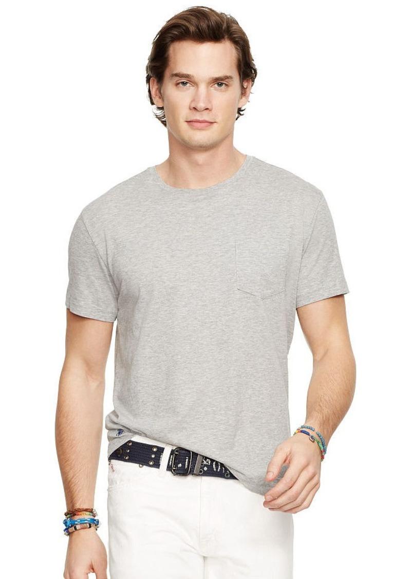 Ralph Lauren Cotton Pocket T-Shirt