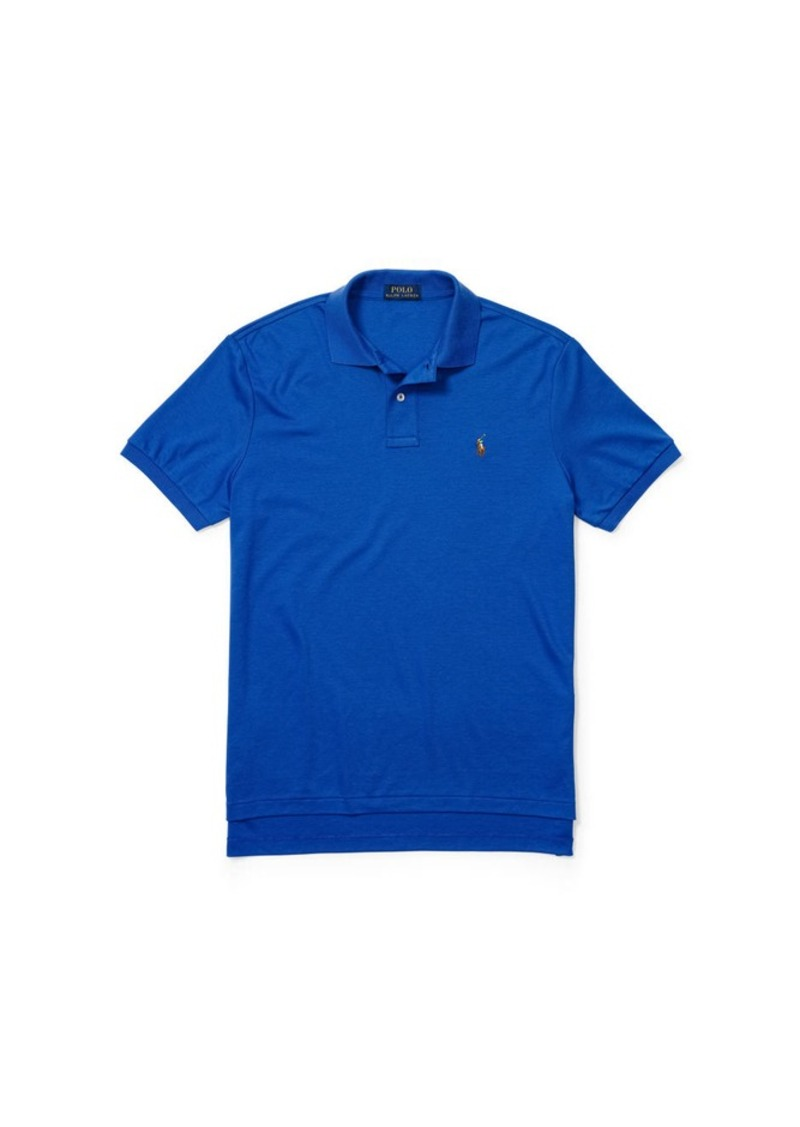 Ralph Lauren Pima Soft Touch Polo Shirt