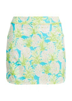 Ralph Lauren Pineapple-Print Golf Skort