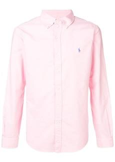 Ralph Lauren pink logo shirt