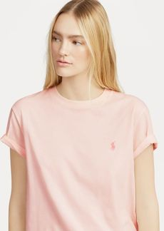 Ralph Lauren Pink Pony Big Cotton T-Shirt