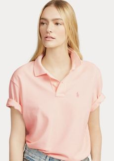 Ralph Lauren Pink Pony Big Shirt Polo