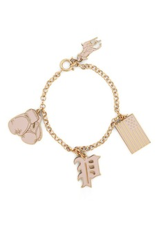 Ralph Lauren Pink Pony Charm Bracelet