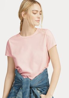 Ralph Lauren Pink Pony Cotton T-Shirt