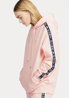 Ralph Lauren Pink Pony Fleece Hoodie