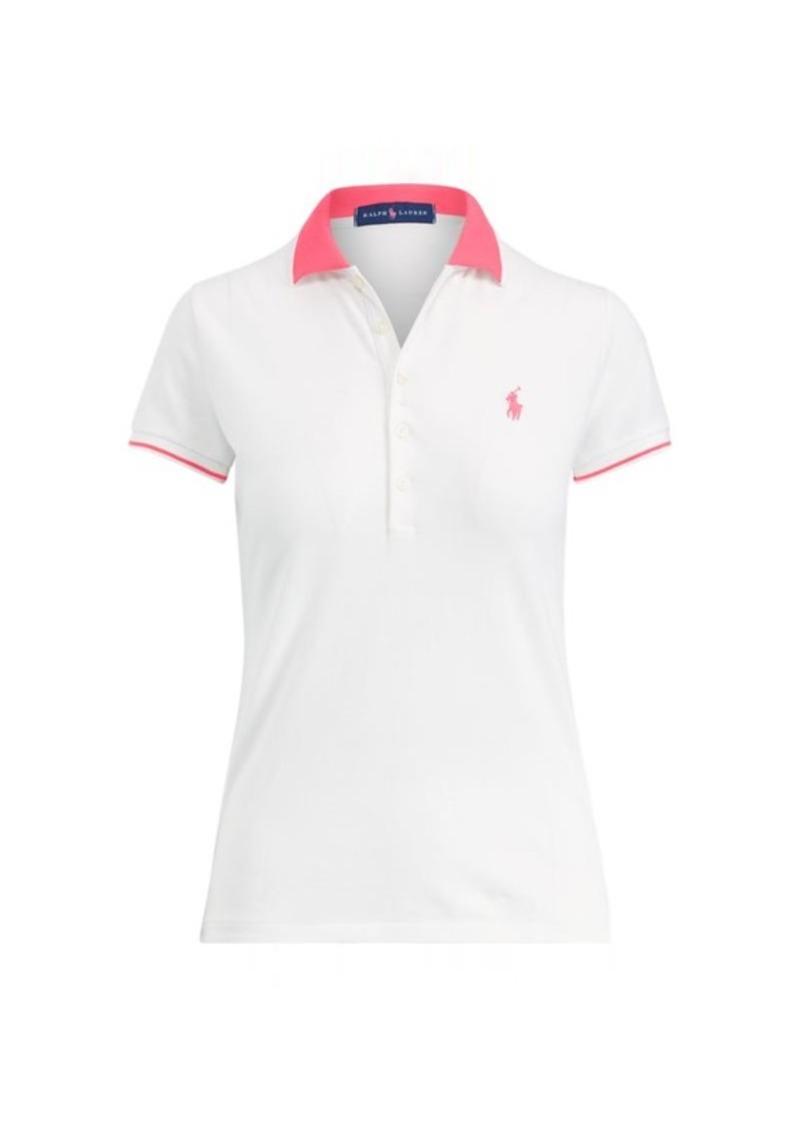 1c284f32c6 Pink Pony Slim Fit Polo Shirt