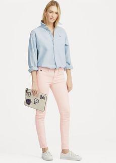 Ralph Lauren Pink Pony Tompkins Skinny